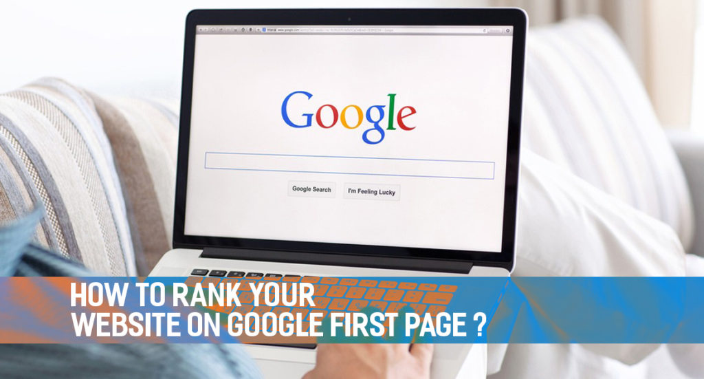 How Do I Rank First on Google?