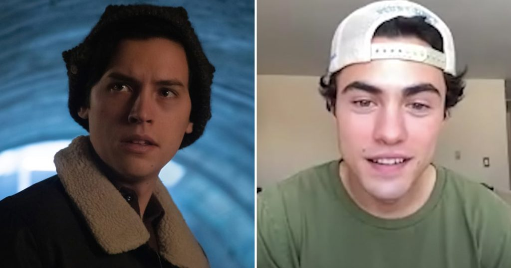 Darren Barnet Auditioned For Riverdale's Jughead | Video